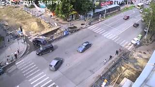 Упал забор на Анохина(, 2015-07-24T17:05:06.000Z)