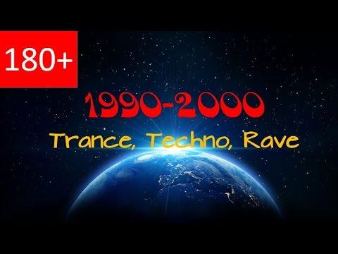 Techno, Trance, Rave - Best of - 1990 -2000 - Set 180+ Bpm - Classic