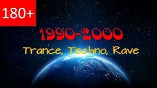 Gambar cover Techno, Trance, Rave - Best of - 1990 -2000 - Set 180+ Bpm - Classic