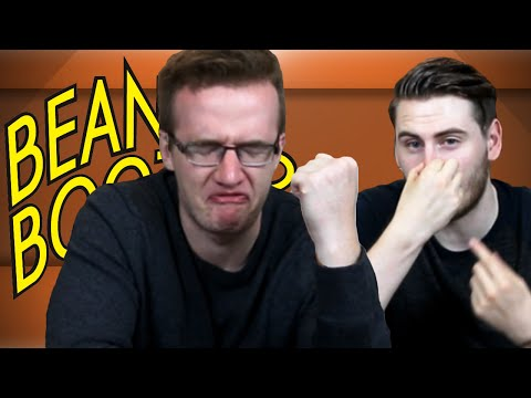WHAT IS THAT?! - Bean Boozled Challenge