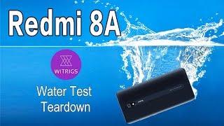 Redmi 8A Waterproof Test!