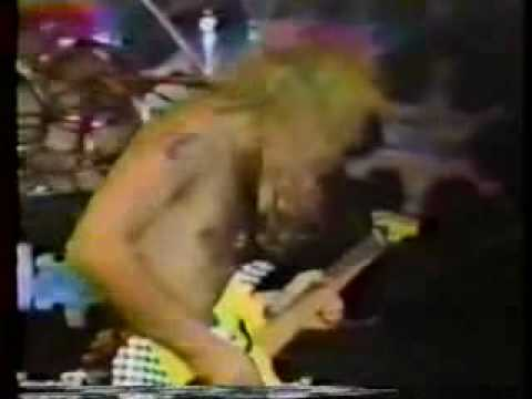 Warrant - Cold Sweet (Live at Gazzari's 1987)