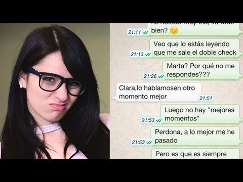 Primer mensaje de texto para una mujer