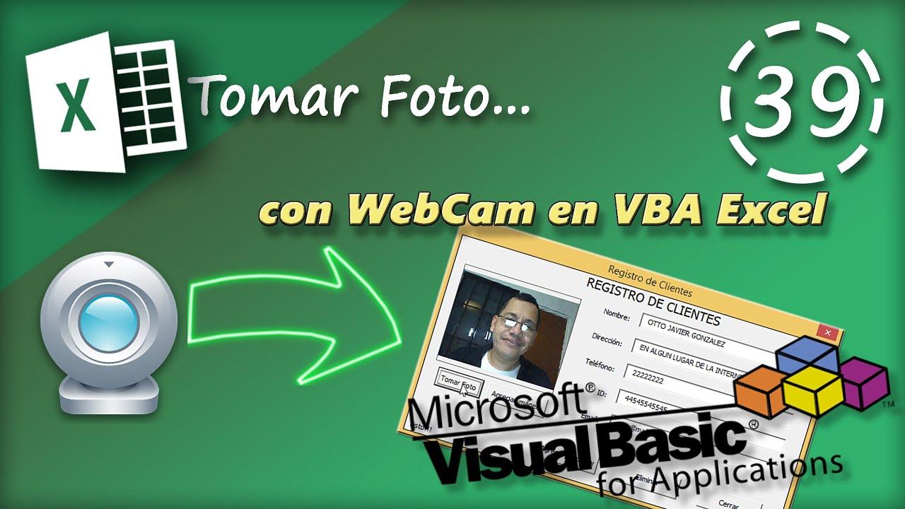 Lugar para tomar fotos webcam