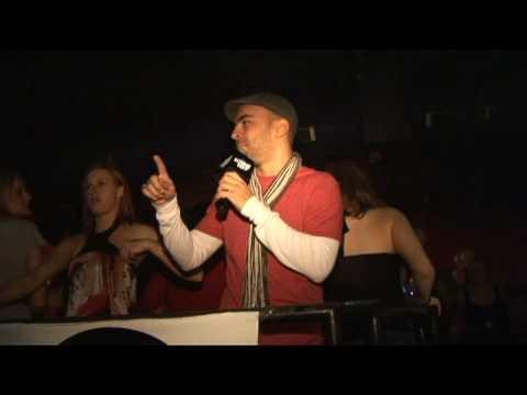 Metropolis Cincinnati Ohio 31 Jan 2009, DJ sab (Steve Verdon Video)
