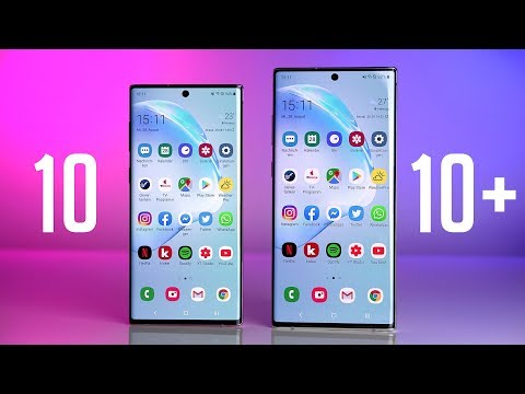 Review: Samsung Galaxy Note 10 & Note 10+ (Deutsch) | SwagTab