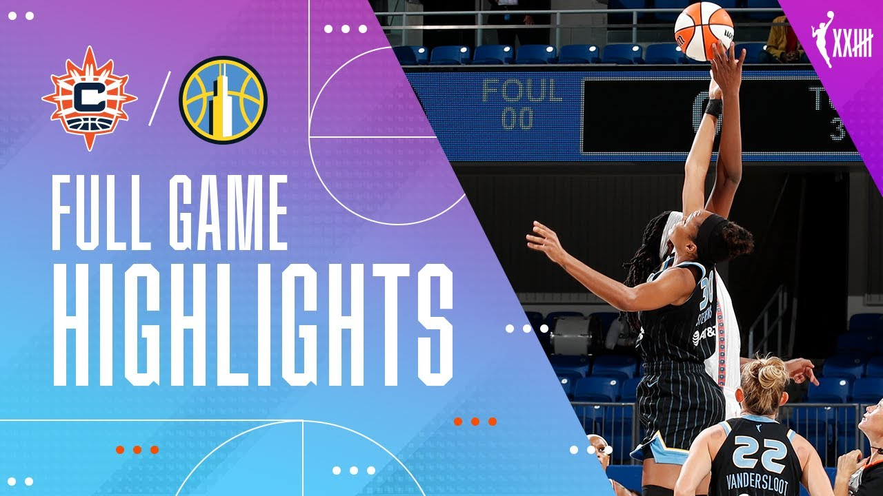 Candace Parker, Chicago Sky Reach WNBA Finals With Game 4 Win