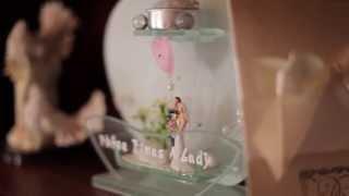 Свадебные видео. Нарезка из первых свадеб и лавстори этого года.