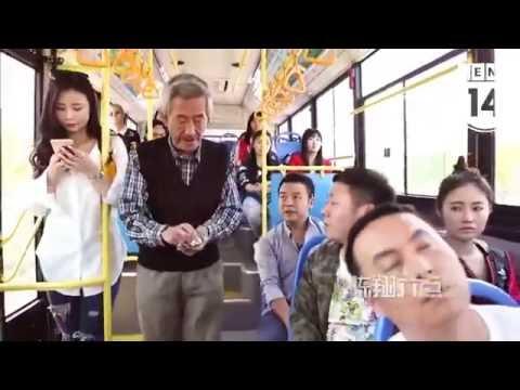 Sàm sở gái sinh trên xe buýt _ Cười k chịu đc