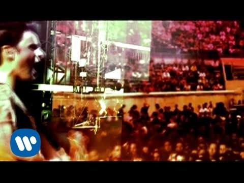 Muse - Butterflies and Hurricanes (Video)