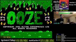 [42] Sega Genesis A-Z: Action 52 Nightmares Day 37
