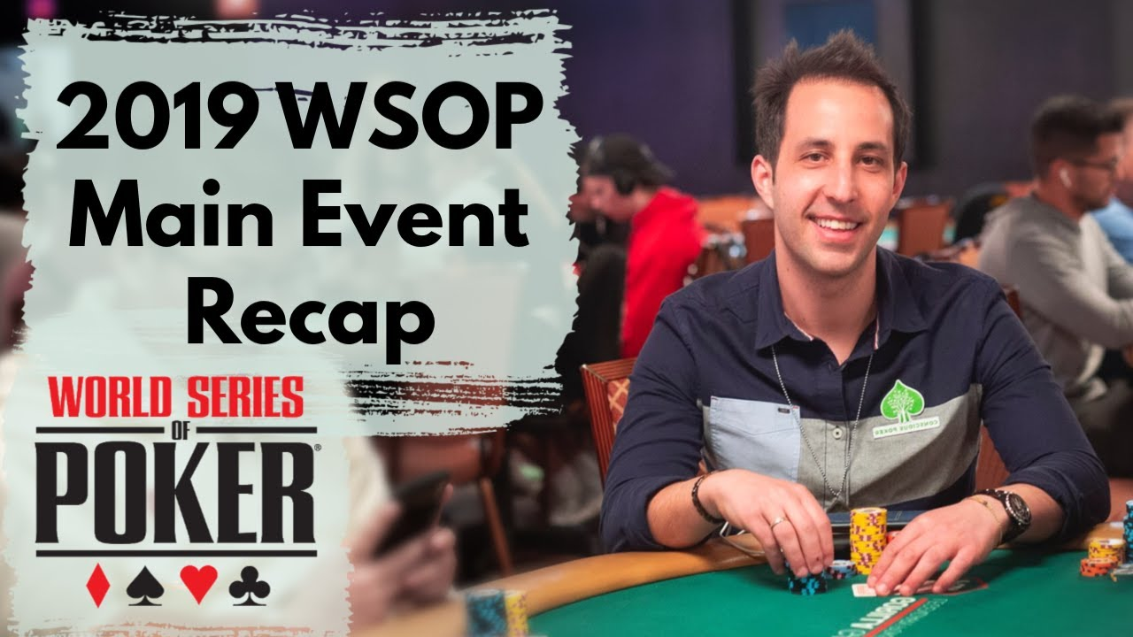 World Series Of Poker 2021 Main Event
