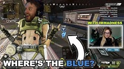 WHERE'S THE BLUE? Laughs w/ ImMadness
