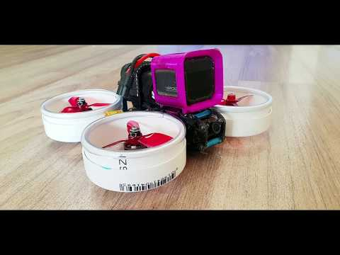 DIY PVC PROP GUARDS - CINEWHOOP FPV DRONE