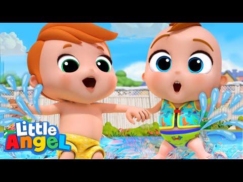 My Brother, My Hero | Little Angel Kids Songs & Nursery Rhymes