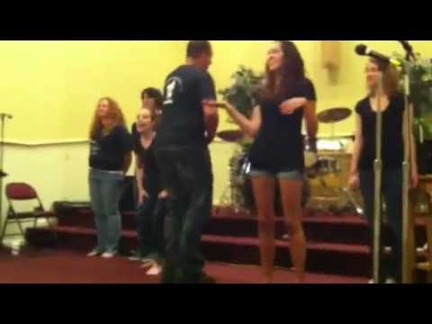 free youth group skits