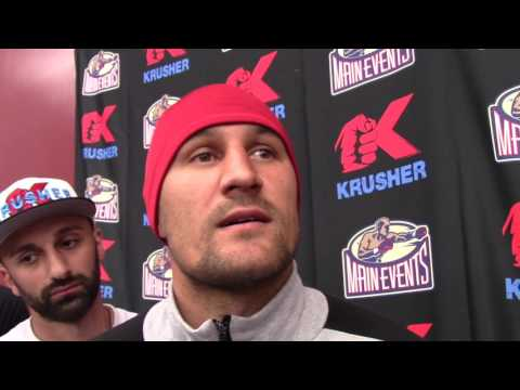 Sergey Kovalev: Andre Ward hits a like girl, never felt his punching power!!