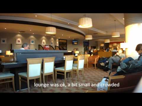 THROUGH EUROPE IN A DAY 1| ZRH-BRU-LIS | BUSINESS CLASS
