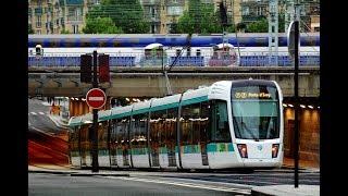 париж общественный транспорт. Как пользоваться автобусом, трамваем, метро в Париже
