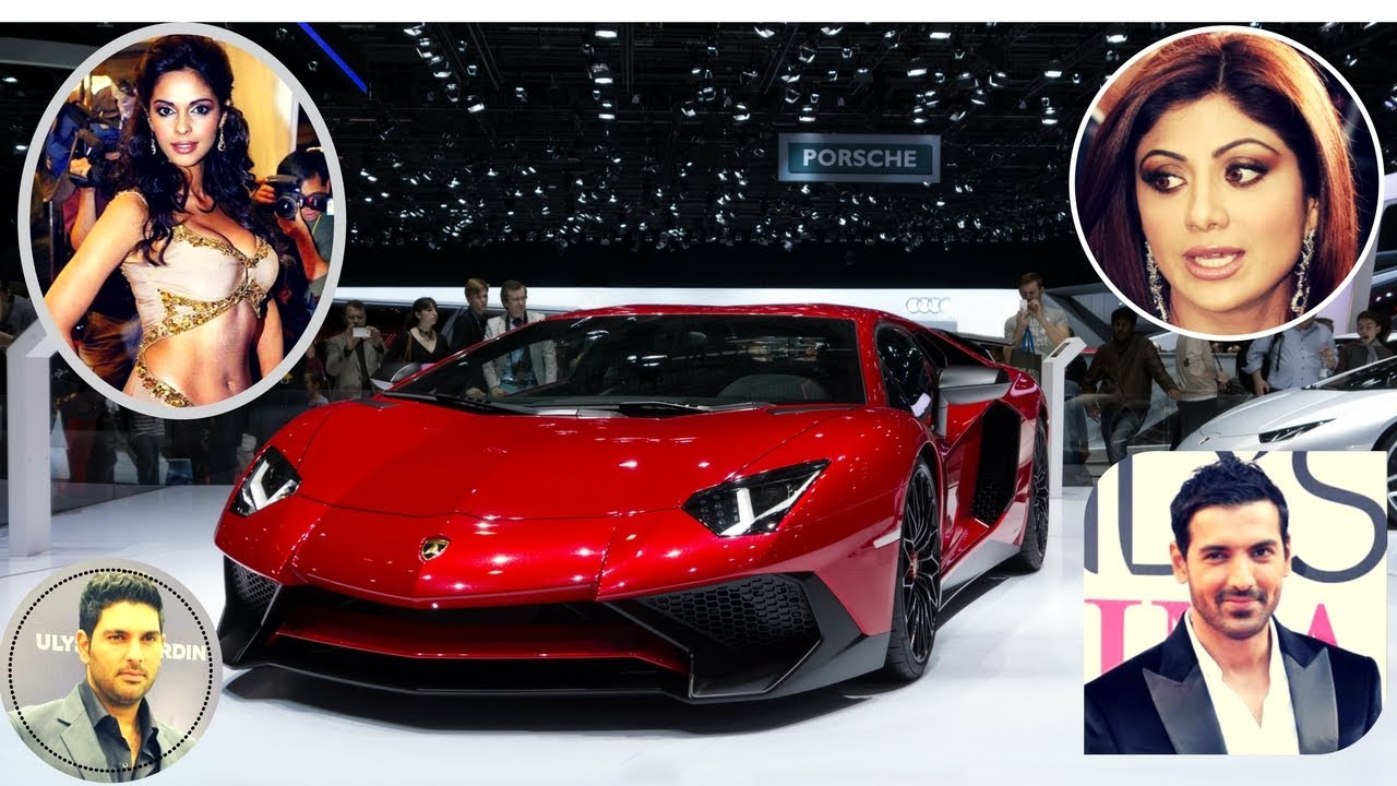 Lamborghini Aventador Car Owners In India