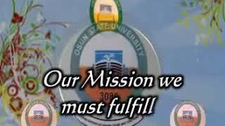 Osun State University Anthem