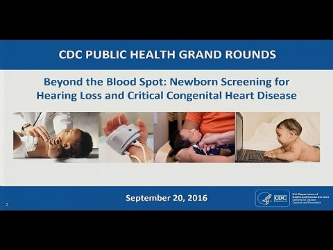 Beyond the Blood Spot: Newborn Screening for Hearing Loss and Critical Congenital Heart Disease