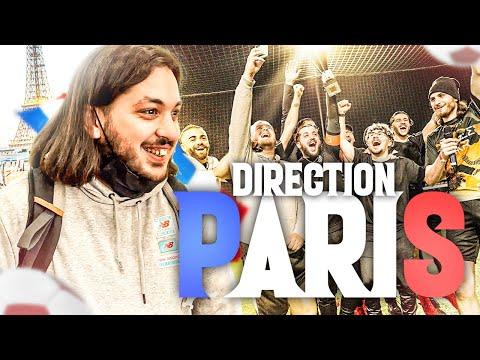 Direction Paris ! Les JL Champions ? (Inoxtag, Kameto)