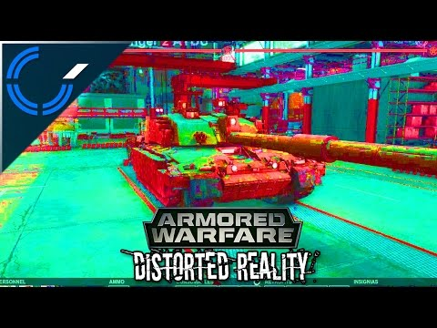Distorted Reality - Armored Warfare Post Balance 2.0 Gameplay