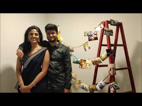 Harika Dronavalli's marriage
