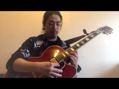 Tempus Fugit - Bud powell Challenge on guitar