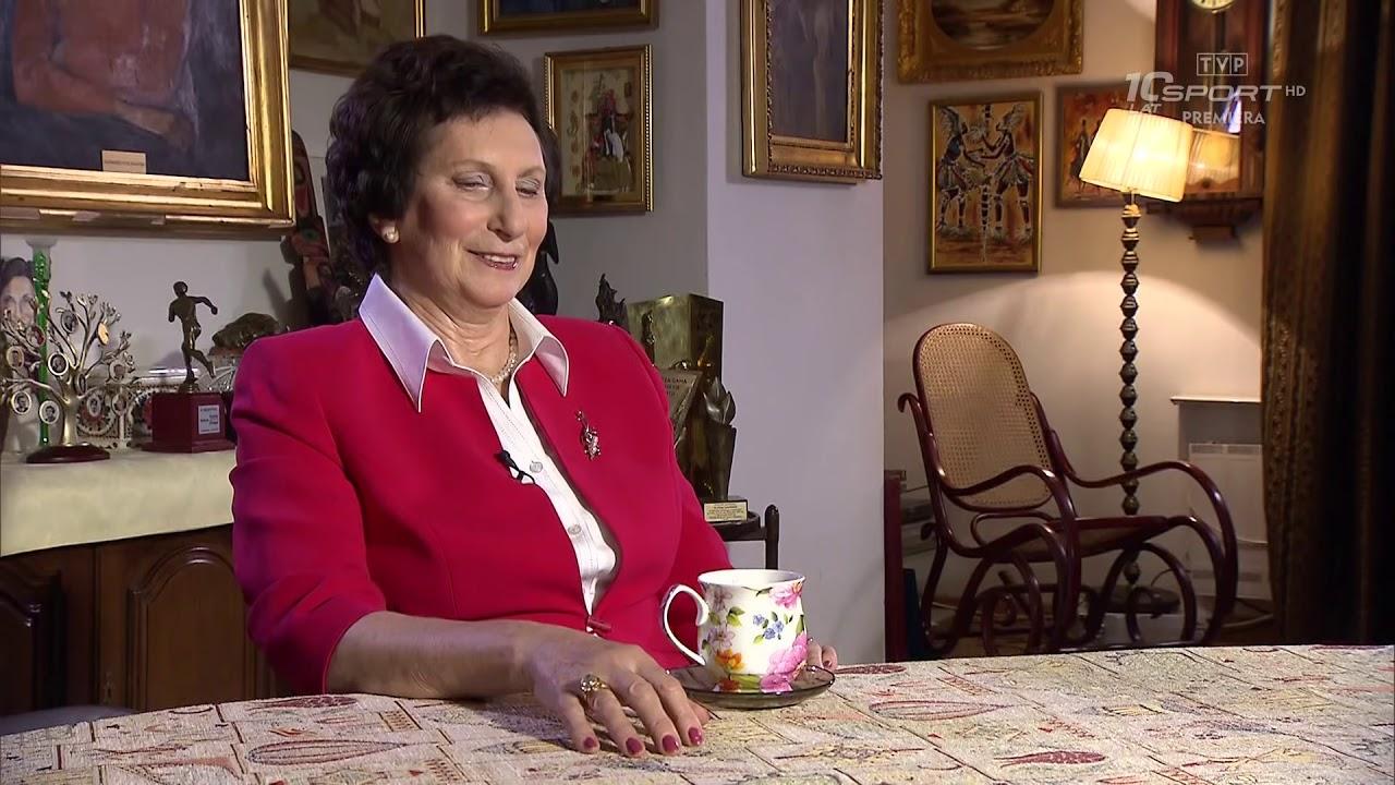 Pierwsza Dama lekkoatletyki – reportaż o Irenie Szewińskiej