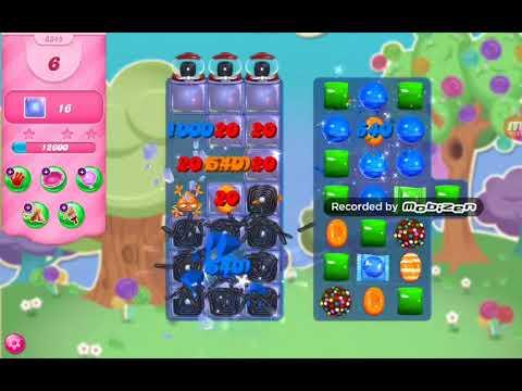 Candy crush saga level 3345