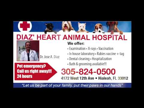 Diaz' Heart Animal Hospital - National Billboard & Media