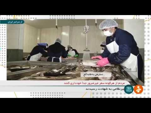 Iran Fish farming & Agriculture activities report, Isfahan province پرورش ماهي و كشاورزي اصفهان