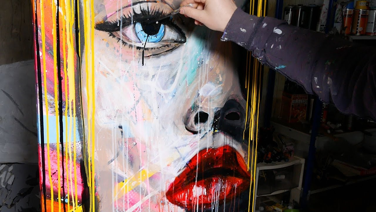 Pop Art Painting Tips