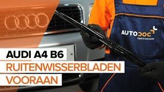 Onderhoud Audi A1 8x - instructievideo