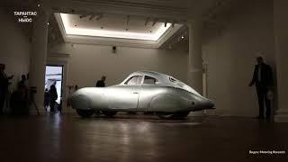 Первый Porsche не был продан из-за шутки аукциониста