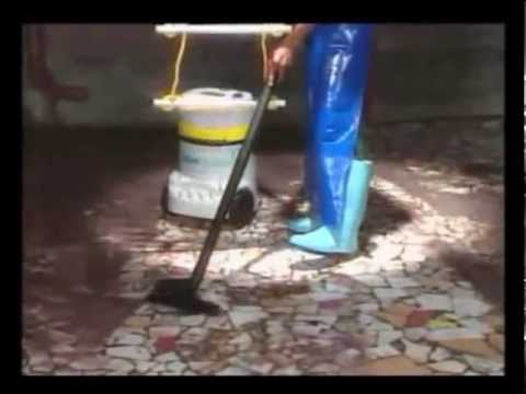 Water Tank Cleaning Process - MAXA CLEAN