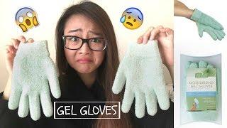 Moisturising Gel Gloves OMG! | First impressions