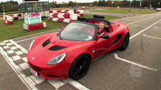 Lotus Elise Club Racer 2012 Videos