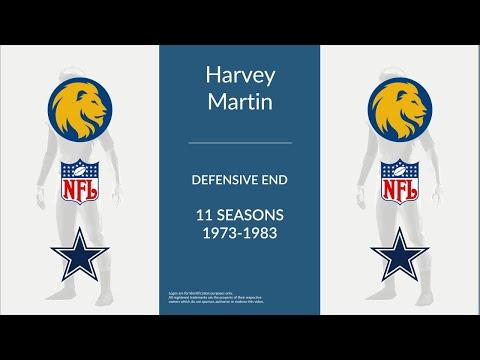 Harvey Martin: Football Defensive End