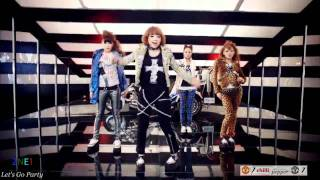2NE1 - Let