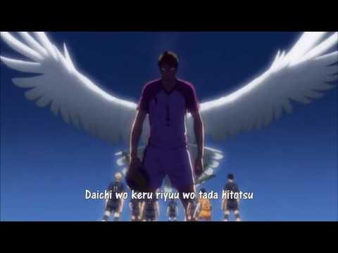 Opening Haikyuu season 3 - Hikari Are (Lyric)