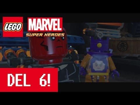 LEGO Marvel Super Heroes - del 6 (svenska)