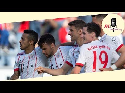 Bundesliga: FC Bayern besiegt Hannover 96