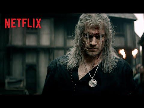 The Witcher (subtítulos) | Presentación De Personajes: Geralt De Rivia | Netflix
