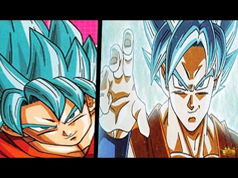 CONFIRMED! New Super Saiyan God Super Saiyan Form - ドラゴンボール ...