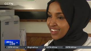 U.S. Mid-term elections: Somalis celebrate Ilhan Omar's historic win
