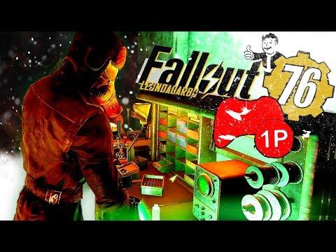 WAS PASSIERT MENSCHEN AN DIESEM ORT ❓☢️ Fallout 76 Deutsch 139 | SOLO PC Gameplay German thumbnail