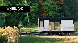 Tiny House Architecture Design #97 | Wheel Pad By Linesync Architecture | Wilmington, Vermont